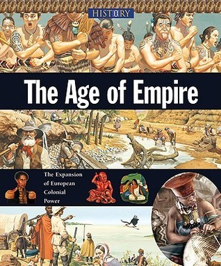 The Age of Empire  by  Anne McRae