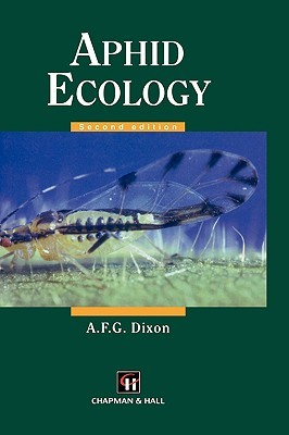 Aphid Ecology an Optimization Approach A.F.G. Dixon