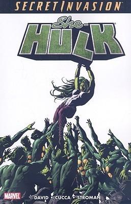 She-Hulk Vol. 8: Secret Invasion  by  Peter David
