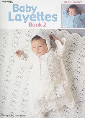 Baby Layettes, Book 2  by  Jeannine