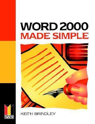 Word 2000 Made Simple  by  Brindley