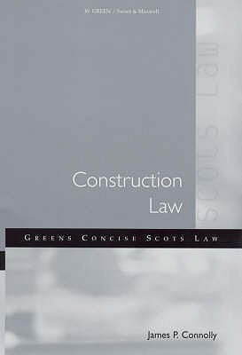 Construction Law James P. Connolly