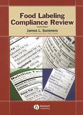 Food Labeling Compliance Review [With CDROM] James L. Summers