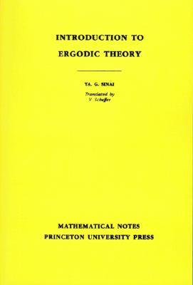 Introduction to Ergodic Theory Ya G. Sinai
