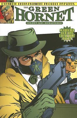 The Green Hornet Golden Age Re-Mastered Fran Striker