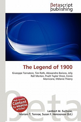 The Legend of 1900 NOT A BOOK