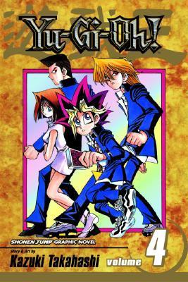 Yu-Gi-Oh! Vol. 4: Kaibas Revenge (Yu-Gi-Oh!, #4)  by  Kazuki Takahashi