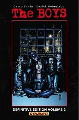 The Boys: Definitive Edition, Volume 2  by  Garth Ennis