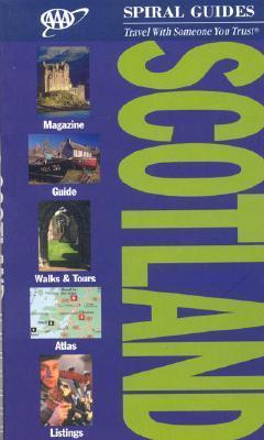 AAA Spiral Scotland, 3rd Edition Hugh   Taylor