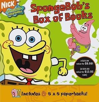 SpongeBobs Box of Books  by  Simon Spotlight