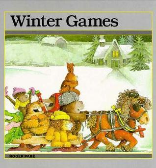 Winter Games  by  Roger Pare