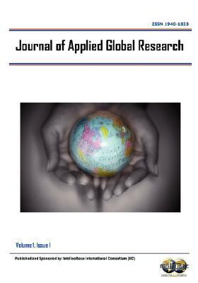 Journal of Applied Global Research  by  David    King