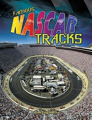 Famous NASCAR Tracks  by  Jim Gigliotti