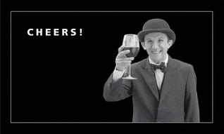 Cheers!  by  Santiago Melazzini