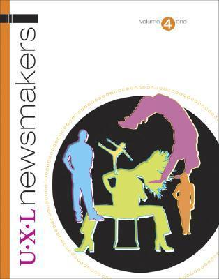 UXL Newsmakers - Volumes 1-4  by  Judy Galens