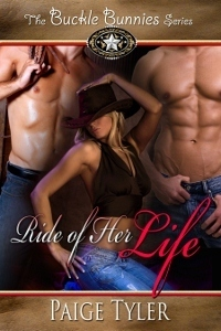 Ride of Her Life (The Buckle Bunnies #1) Paige Tyler