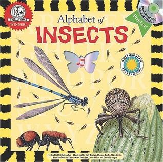 Alphabet Of Insects (Smithsonian Alphabet Books)  by  Barbie Heit Schwaeber
