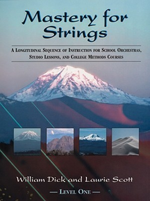 Mastery for Strings Laurie Scott