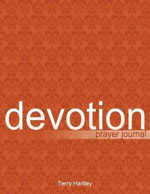 Devotion: Prayer Journal Terry Hartley