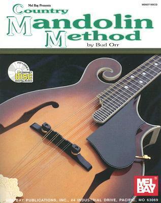 Mel Bays Deluxe Country Mandolin Method Bud Orr
