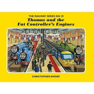 Thomas and the Fat Controllers Engines (Railway Series, #39) Christopher Awdry
