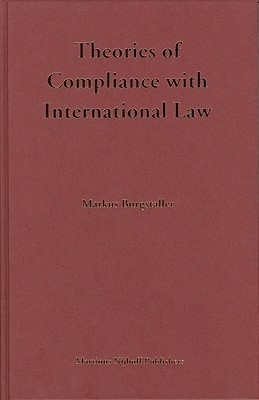 Theories of Compliance with International Law  by  Markus Burgstaller