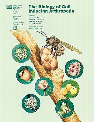The Biology of Gall-Inducing Arthropods  by  U.S. Department of Agriculture