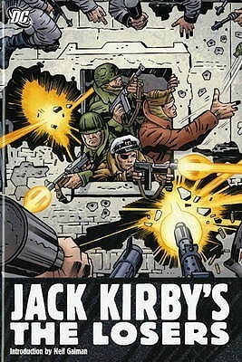 Jack Kirbys The Losers Jack Kirby