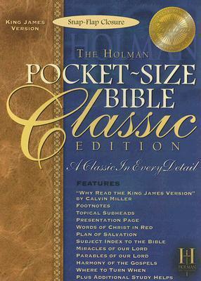 KJV Pocket Bible Classic Edition Anonymous