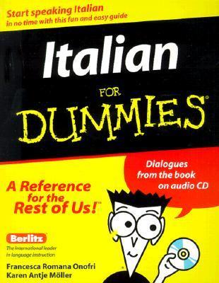 Italian for Dummies Francesca Romana Onofri