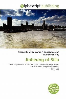 Jinheung of Silla Frederic P.  Miller