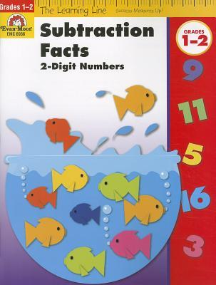 Subtraction Facts: 2-Digit Numbers, Grades 1-2  by  Evan-Moor Educational Publishers