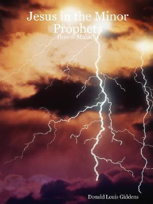 Jesus in the Minor Prophets: Hosea-Malachi Donald Louis Giddens