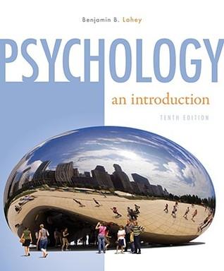 In-Psych Student CD-ROM to Accompany Lahey Psychology Benjamin B. Lahey