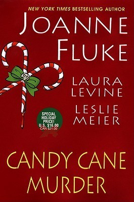 Candy Cane Murder [With Holiday Recipe Card] Joanne Fluke