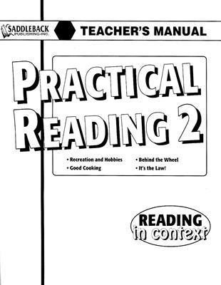 Practical Reading 2 Teachers Manual  by  Laurel Associates