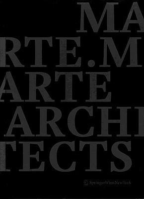 Marte.Marte Architects Stafan Marte
