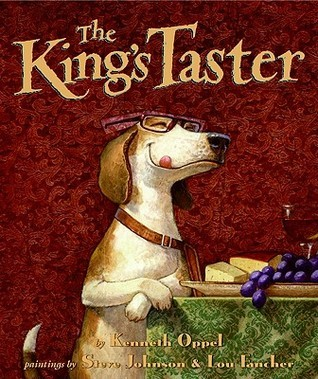 The Kings Taster  by  Kenneth Oppel
