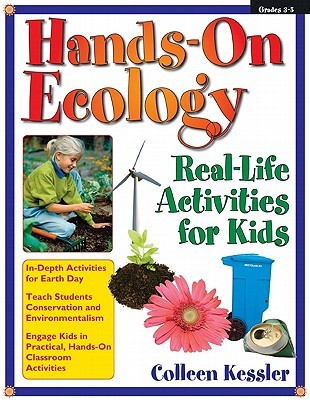 Hands-On Ecology  by  Colleen Kessler