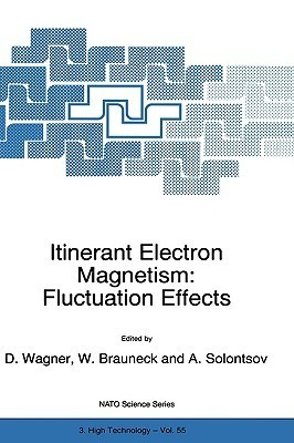 Itinerant Electron Magnetism: Fluctuation Effects D. Wagner