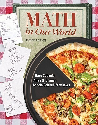 Combo: Math in Our World with Mathzone Access Card Dave Sobecki