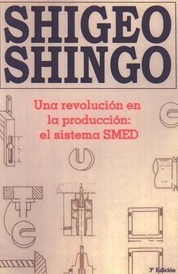 Una Revolucion En La Produccion: El Sistema SMED Shigeo Shingo