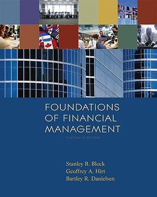 Casebook to Accompany Foundations of Financial Management  by  Stanley B. Block