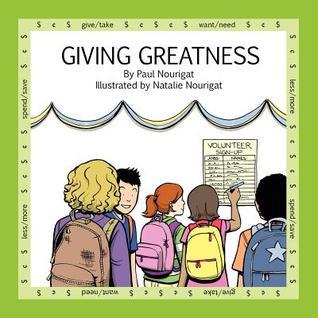 Giving Greatness Paul Nourigat