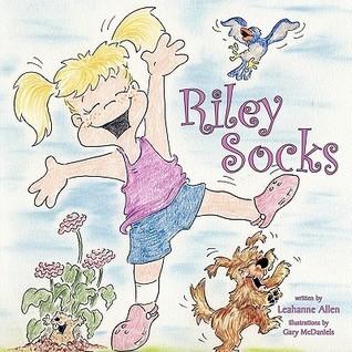 Riley Socks  by  Leahanne Allen