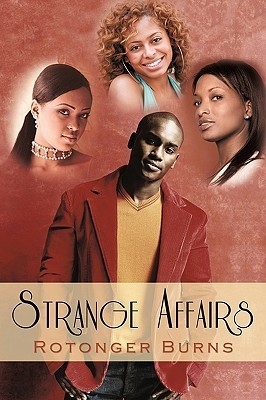 Strange Affairs  by  Burns Rotonger Burns
