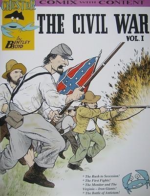 The Civil War, Volume 1  by  Bentley Boyd