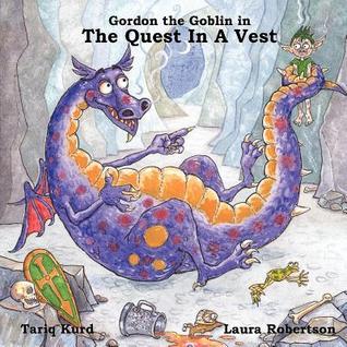Gordon the Goblin in the Quest in a Vest Tariq Kurd