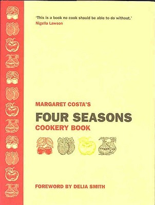FOUR SEASONS COOKERY BOOK Margaret Jull Costa