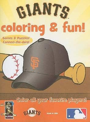 Giants Coloring & Fun!  by  Scott Waddell